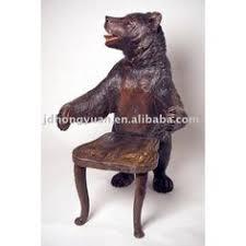 Hershey The Moose  Haliburton Forest Forest Creatures - Bear furniture