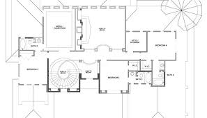 floor plan stairs spiral staircase house plans plan manor with grand double