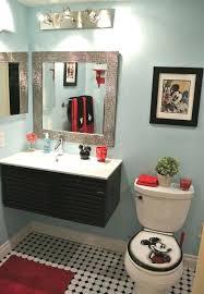 Mickey Home Decor Mickey Home Decor Mouse Bathroom Designing Decorating Impressing