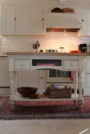 portable kitchen island designs small and light portable kitchen island with open storage idea