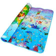 Childrens Play Rug by Outdoor Patio Cushioned Children U0027s Play Mat Using Softtiles Foam