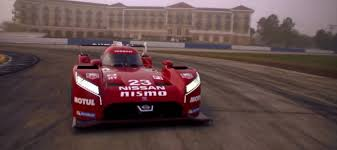 Nissan Gtr Lm Nismo 2016 - watch the nissan gt r lm nismo gearing up for le mans 2015