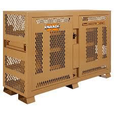 80 inch tall storage cabinet knaack jobsite storage
