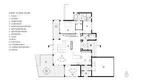 laundry mudroom floor plans khabensky residence rpa richard pedranti architect