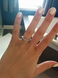 10 year anniversary ring 15 inspirations of 10 yr anniversary rings