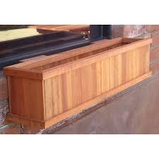 Redwood Planter Boxes by Redwood Planter Box