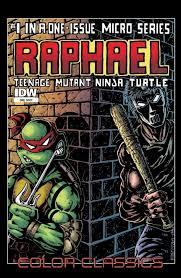 teenage mutant ninja turtles u2013 color classics micro series 1