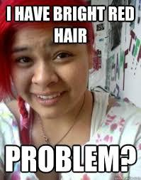 Red Hair Girl Meme - red hair girl memes quickmeme humor pinterest hair girls