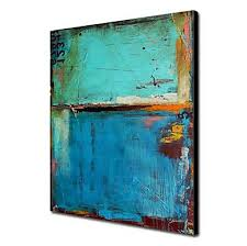 aliexpress com buy one oil painting vintage abstract canvas art