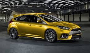 2016 focus rs color options
