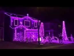 christmas light display synchronized to music worlds best christmas light display to music 2016 youtube