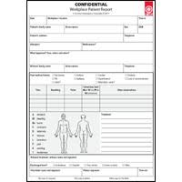 patient incident report form template workplace patient report forms 10 pack st ambulance