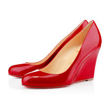 christian louboutin red bottom shoes christian louboutin wedges on