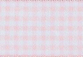 gingham ribbon pink and white gingham check ribbon for slot gift boxes foldabox usa