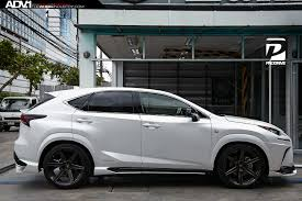 lexus nx 300h gallery lexus nx300h adv6 m v2 sl brushed liquid smoke wheels adv 1 wheels