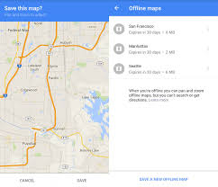 Geogle Maps How To Save Google Maps For Offline Use Android Central
