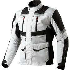 thermal cycling jacket rev it neptune goretex waterproof winter touring motorcycle