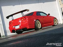 scion gtr price nissan skyline gt r r34 import tuner magazine