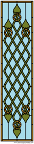 Stained Glass Door Panels by Celtic Pattern For Stained Glass Art