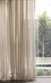 Natural Linen Curtain Fabric Sheer Linen Curtain Fabric Australia Savae Org
