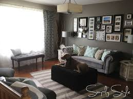 living room ideas apartment living room makeover with weathered