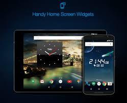 Futuristic Clock by Sponsored App Review My Alarm Clock Androidheadlines Com