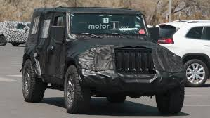 jeep bandit interior all new 2018 jeep wrangler spied in testing