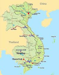 Southeastern Asia Map by Vn Map Big4 Jpg 794 1 013 Pixel Reisetipps Pinterest Vietnam