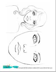 photos face painting printable patterns drawing art gallery