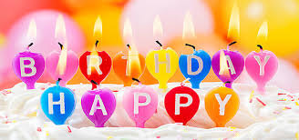 happy birthday candles birthday candles candlelight happy birthday background image for