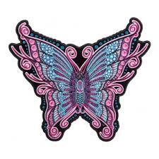 butterfly patches iron on butterflies sew on butterflies