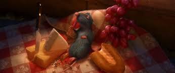 fall food inspired ratatouille food