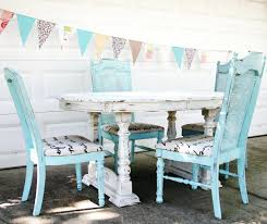 Dining Room Furniture Ideas Shabby Chic Dining Room Decorating Ideas Innovative French