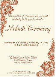 henna invitation pin by invite online on mehndi invitations wording sles