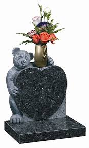 Flat Headstones With Vase 256 Best Headstones Images On Pinterest Cemetery Art Cemetery