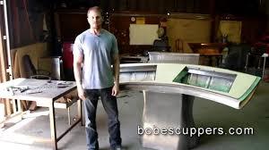Custom Reception Desk Custom Reception Desk Youtube