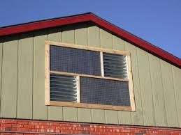 solar powered attic vent fan confluence architecture