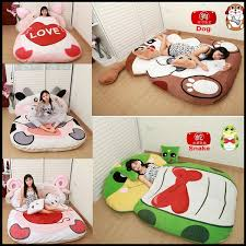 Huge Sofa Bed by Zodiac Big Sofa Bed Soft Cartoon Bed Totoro Double Sleeping Bed