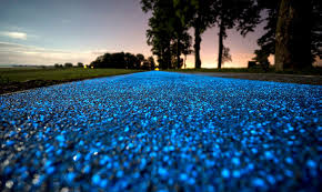 glow in the a mesmerizing glow in the bike path unveiled in poland colossal