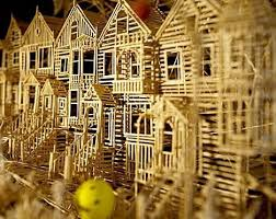 toothpick house 18 best popsicle stick art images on pinterest popsicle stick art