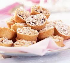 mini mincemeat crumble pies recipe bbc good food