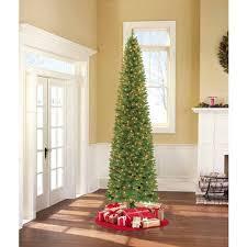 70 on sale time pre lit 9 brinkley pine artificial