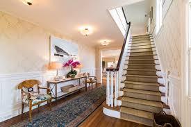 What Is A Foyer Bill And Hillary Clinton U0027s Hamptons Summer Rental Sells Wsj