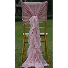 chiffon chair sash sndlight chiffon chair sashes for wedding banquet