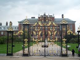 panoramio photo of kensington palace gate