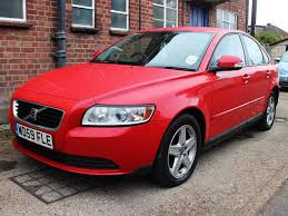 2010 volvo s40 2 0d s manual diesel 4dr saloon 2 owners full