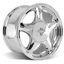 mustang pony wheels pony wheel center cap 17x10 chrome 79 93