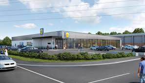siege lidl apex centre tenants fight back against lidl store plans by