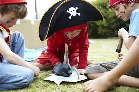 pirate themed party game ideas for kids