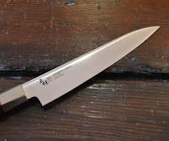 mcusta kitchen knives mcusta zanmai vg 10 gyuto chef knife 210mm town cutler